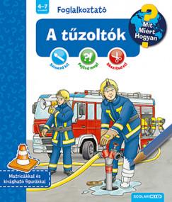 - A tűzoltók