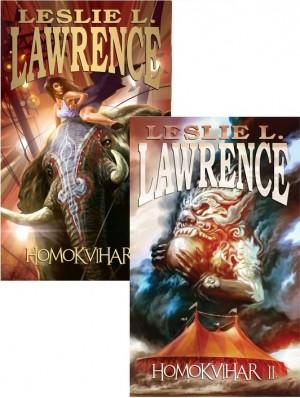 Leslie L. Lawrence - Homokvihar I-II.