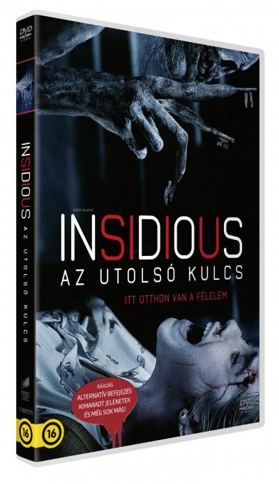 Adam Robitel - Insidious: Az utolsó kulcs - DVD