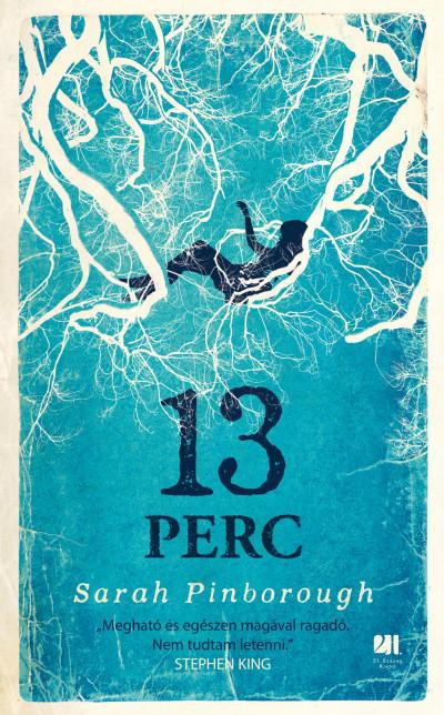 Sarah Pinborough - 13 perc - puha kötés