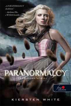 Kiersten White - Paranormalcy - Természetfölötti - keménytáblás