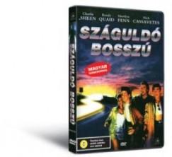 Mike Marvin - Száguldó bosszú - DVD