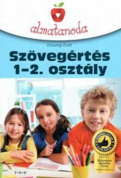 Diószegi Zsolt - Almatanoda - Szövegértés 1-2.osztály