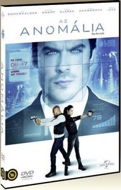 Clarke Noel - Az anomália - DVD