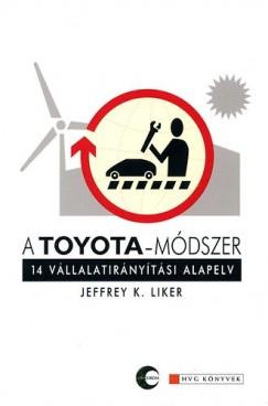 Jeffrey K. Liker - A Toyota-módszer