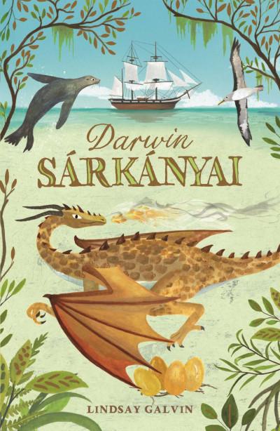 Lindsay Galvin - Darwin sárkányai