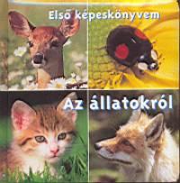 - Első képeskönyvem - Az állatokról