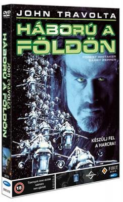 Roger Christian - Háború a földön - DVD