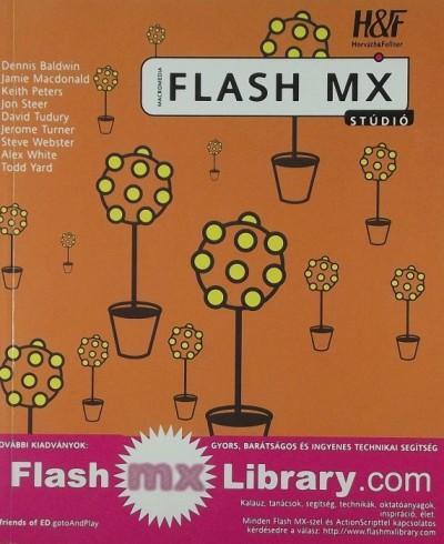 Dennis Galdwin - David Tudury - Alex White - Macromedia Flash MX stúdió