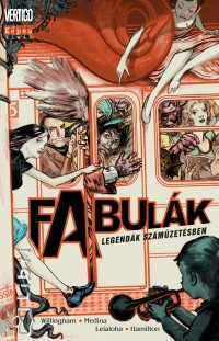 Bill Willingham - Fabulák 1.
