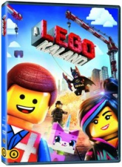Phil Lord - Christopher Miller - A Lego kaland - DVD