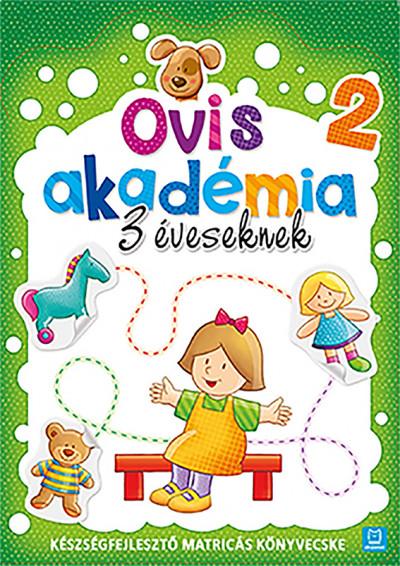Anna Podgórska - Ovis akadémia 3 éveseknek 2. rész