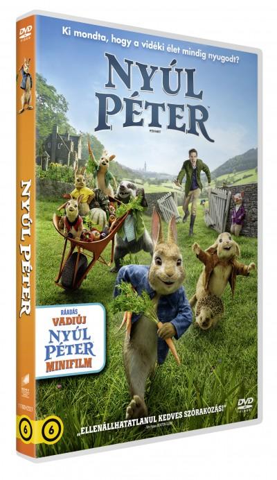 Will Gluck - Nyúl Péter - DVD