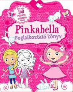 Rachel Gippetti - Pinkabella - Foglalkoztató könyv