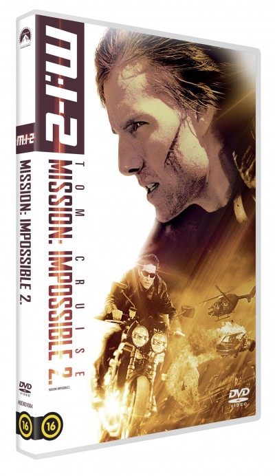 John Woo - Mission: Impossible 2. - DVD