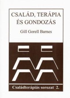 Gill Gorell Barnes - Család, terápia és gondozás