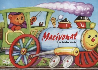 Juhász Magda - Macivonat