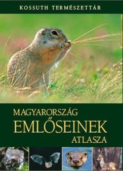Bihari Zoltán - Csorba Gábor - Heltai Miklós  (Szerk.) - Magyarország emlőseinek atlasza
