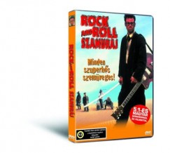 Lance Mungia - Rock and Roll szamuráj - DVD