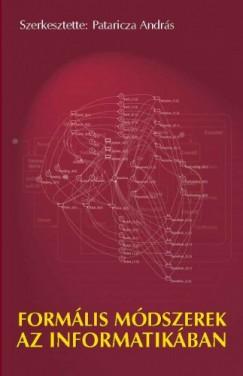 András  Pataricza (Szerk.) - Formális módszerek az informatikában