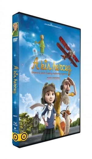 Mark Osborne - A kis herceg - DVD