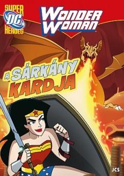Sutton Laurie - Wonder Woman - A sárkány kardja