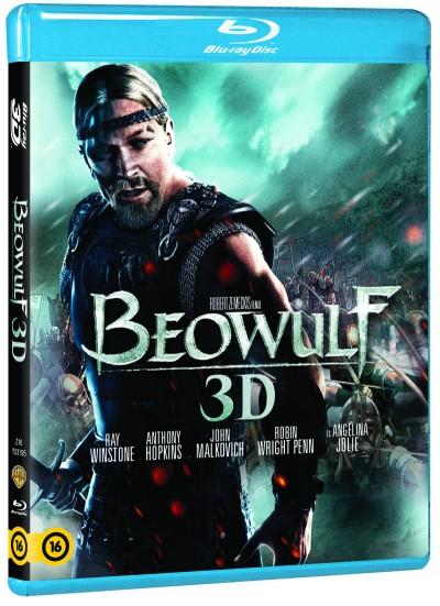 Robert Zemeckis - Beowulf 3D - Blu-ray