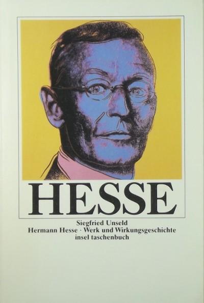 Siegfried Unseld - Hermann Hesse