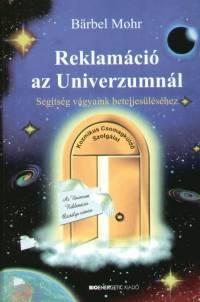 Bärbel Mohr - Reklamáció az Univerzumnál