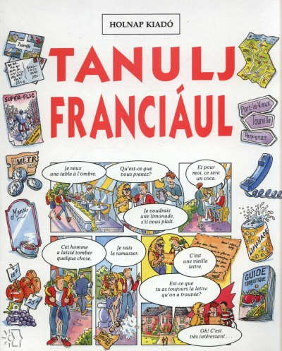 Nicole Irving - Tanulj franciául