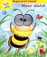 - Nagyszemű lapozó - Mezei állatok