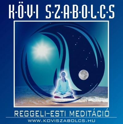 REGGELI-ESTI MEDITÁCIÓ - CD -