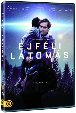 Jeff Nichols - �jf�li l�tom�s - DVD