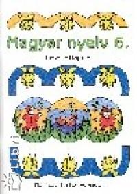 Hámor Jánosné - Molnár Ágnes - Magyar nyelv 6.