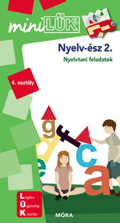 Szántó Zsuzsanna  (Összeáll.) - Nyelv-ész 2. - LDI239