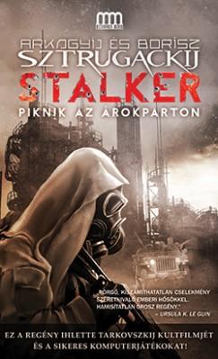 Arkagyij Sztrugackij - Borisz Sztrugackij - Stalker