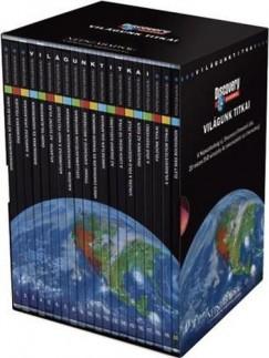 - Discovery - Világunk Titkai díszdoboz - DVD