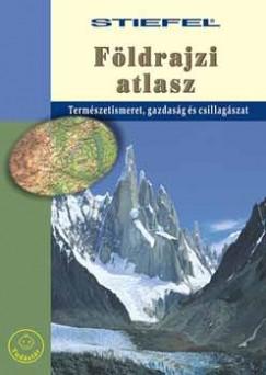 - Földrajzi atlasz - Természetismeret, gazdaság és csillagászat