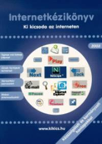 Miskolczi Tamás - Internetkézikönyv 2003