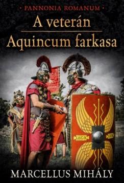 Marcellus Mihály - A veterán - Aquincum farkasa