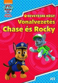 - Mancs Őrjárat - Bevetésre kész! - Vonalvezetés - Chase és Rocky