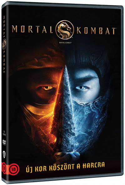 Simon Mcquoid - Mortal Kombat (2021) - DVD