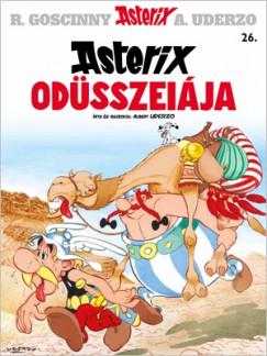 Albert Uderzo - Asterix 26. - Asterix Odüsszeiája