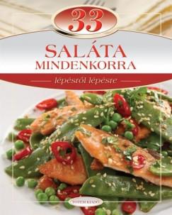 Csigó László - Meng Tünde - 33 saláta mindenkorra