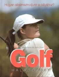 David Ayres - John Cook - Golf haladóknak