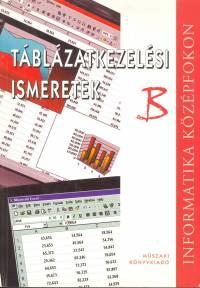 """Dr. Álló Géza - Mohos Pál - Táblázatkezelési ismeretek """"""""B"""""""""""