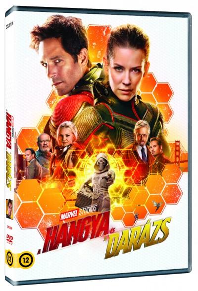 Peyton Reed - Hangya és Darázs - DVD