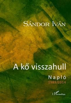 Sándor Iván - A kő visszahull