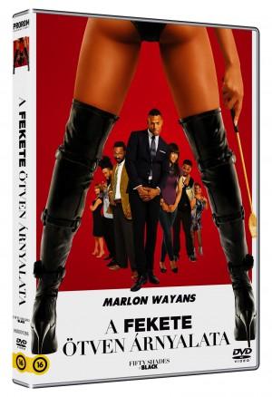 Michael Tiddes - A fekete �tven �rnyalata - DVD