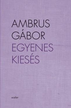 Ambrus Gábor - Egyenes kiesés